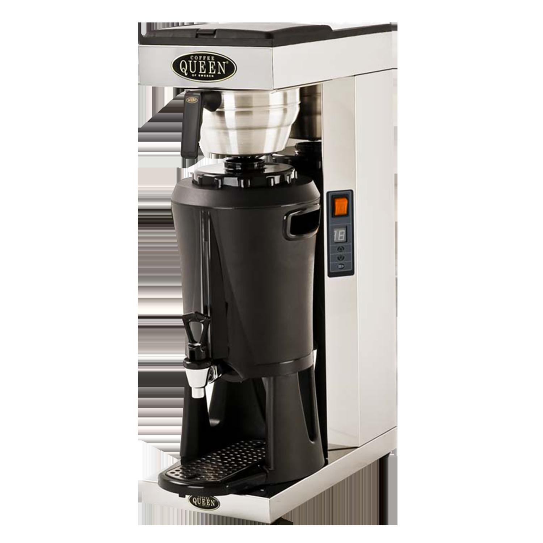 billede af lille bryganlæg - kaffemaskine til erhverv