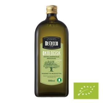 De Cecco Extra Jomfru Olivenolie Økologisk
