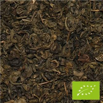 Økologisk Grøn Gunpowder Te
