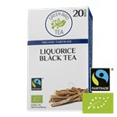 Green Bird Tea Liquorice Black Tea