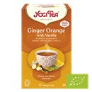 Yogi Tea Ginger Orange Vanilla