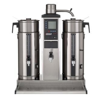 Bonamat 2x5 liter bryganlæg med tevand