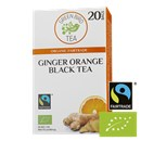 Green Bird Tea Ginger Orange Black Tea