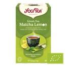 Yogi Tea Green Matcha Lemon