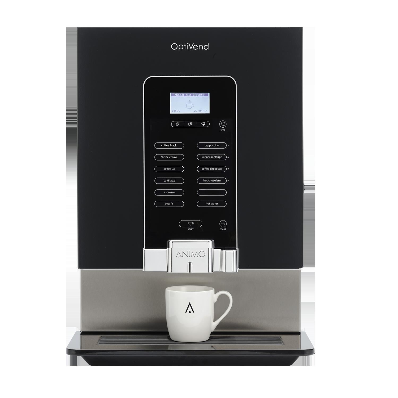 Billede af animo kaffemaskine