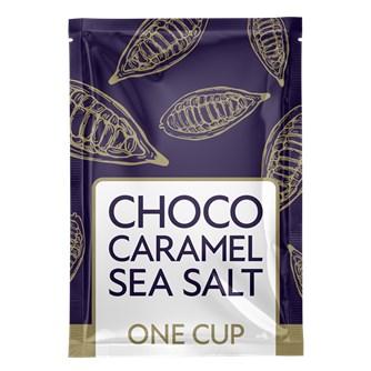 Wonderful Choco med havsalt og smag af karamel 50x25g