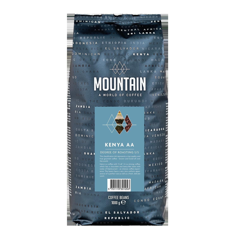 billede af Mountain Kenya AA kaffe