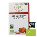 Green Bird Tea Strawberry Black Tea