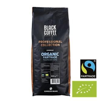 Black Coffee Roasters Organic Fairtrade Espresso