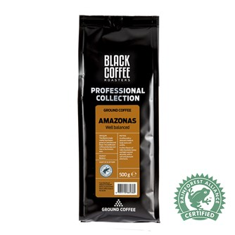 Black Coffee Roasters PRO Amazonas 500g