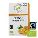 Green Bird Tea Orange White Tea