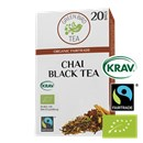 Green Bird Chai Sort Te Økologisk Fairtrade Krav