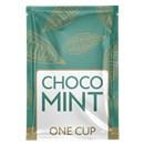 Choco med smag af pebermynte 50x25g