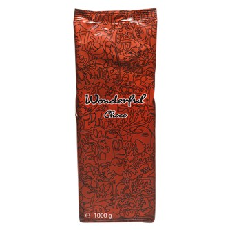 Wonderful Choco Red